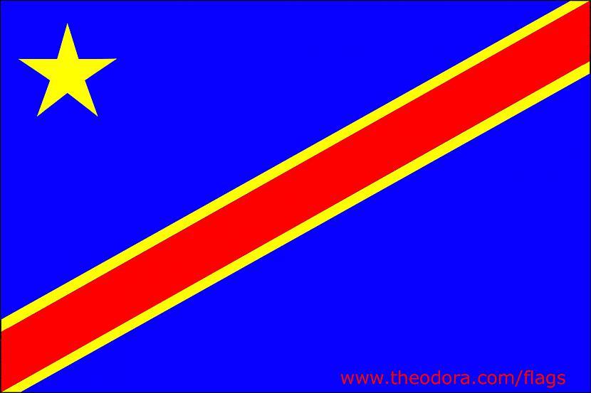 Kongo Demokrātiskā Republika... Autors: MJ Bīstamākās valstis pasaulē - TOP 15