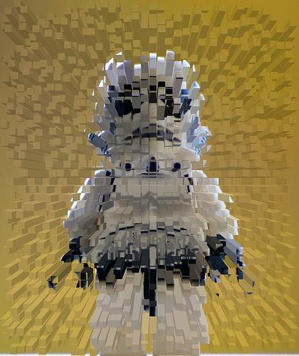 Photoshop week Stormtrooper... Autors: awoken A LEGO a day (oktobris, 2008)