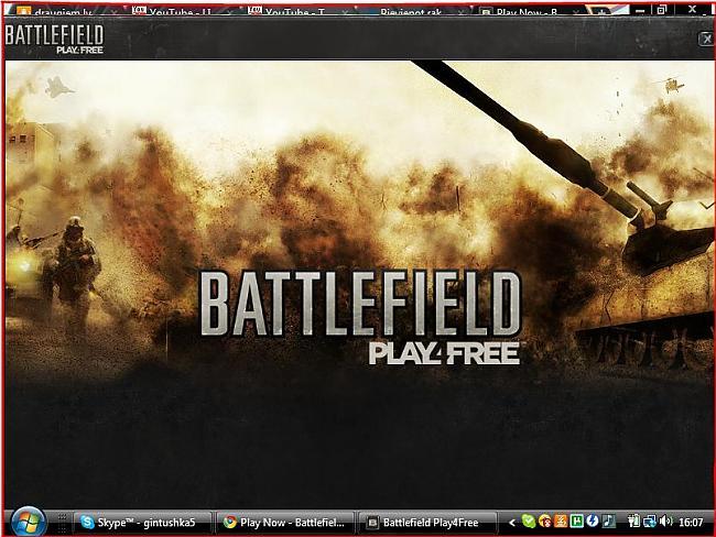 Šādi izskatās kad spēle ir... Autors: Fosilija Battlefield PLAY4FREE