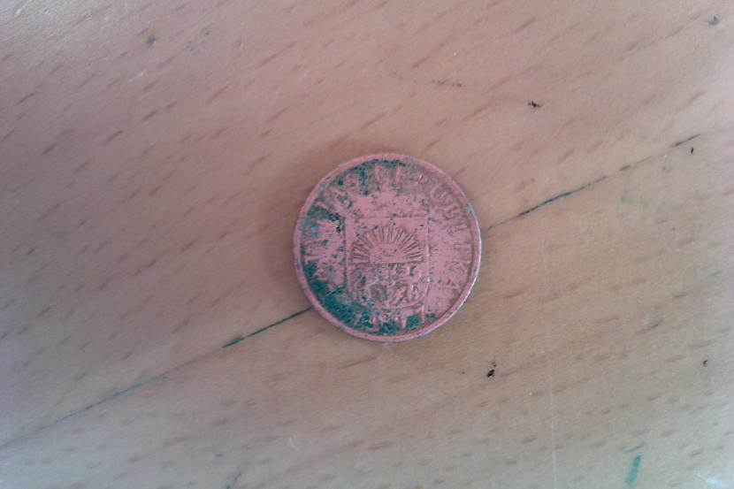 otra puse nav tik traki zaļa... Autors: lielais glāze Eksperiments ar monētu