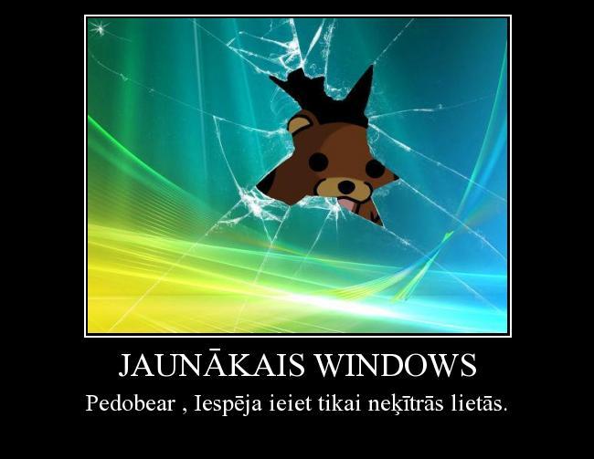Autors: Gumijlācis Jaunākais Windows