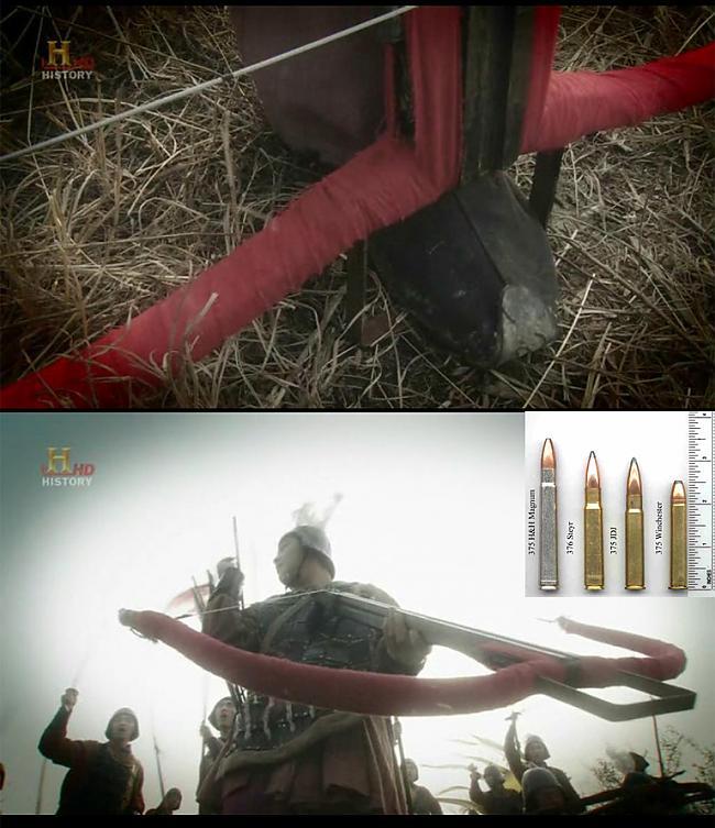 ARBALETS  Arbalets bija... Autors: arrow112 Seno ķīniešu ieroču revolūcija