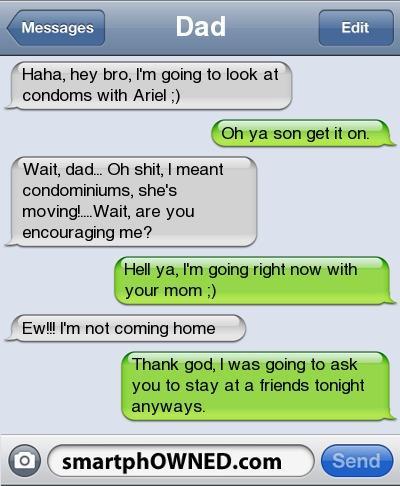 Autors: damanto Fail Autocorrects and Awkward Parent Texts (3)