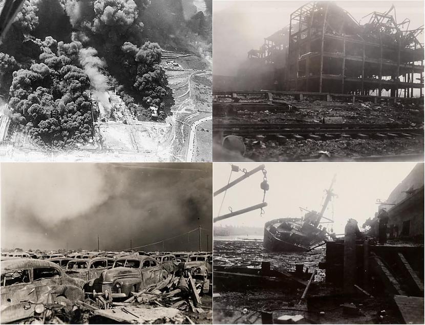 Teksasa ASV 1945 gada 16... Autors: YogSothoth Ellišķīgākie sprādzieni