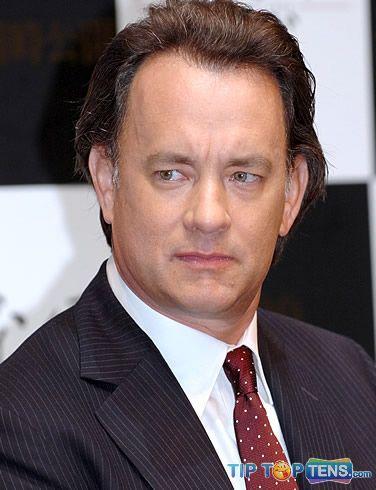 Tom HanksViņa gada ienākumi ir... Autors: MJ Top 10 bagātākie aktieri pasaulē.
