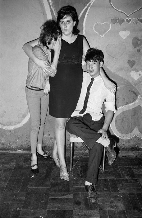 Autors: Culturedperson Klubs sešdesmitajos