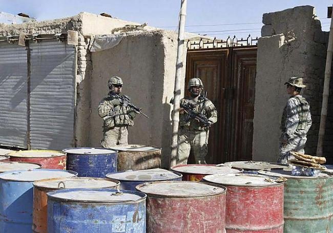 Autors: NBA Izlaušanās Kandaharā