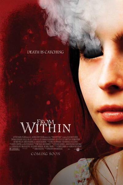 quotFrom Withinquot 2008Kādā... Autors: DeeDeee 8 Films To Die For III