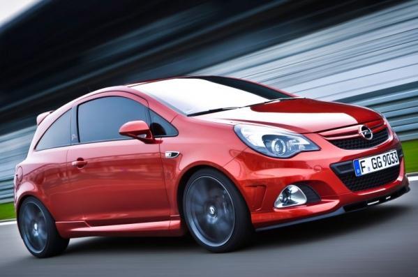 Autors: Anāls Error. Ātrākais Opel Corsa: 6,2 sekundes līdz 100 km/h.