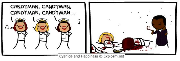 Autors: Pukeee Cyanide & happiness IV