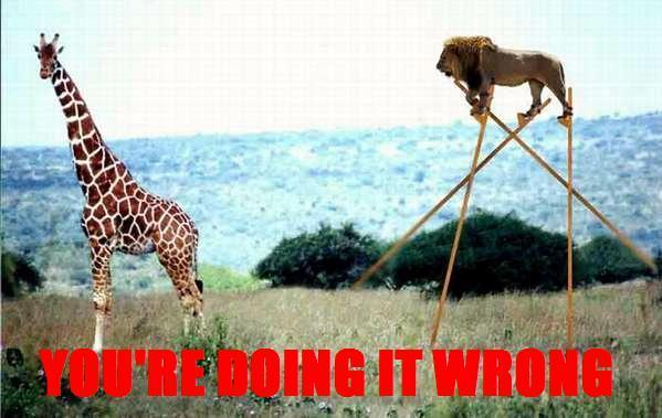 Autors: damanto You're doing it wrong (2)