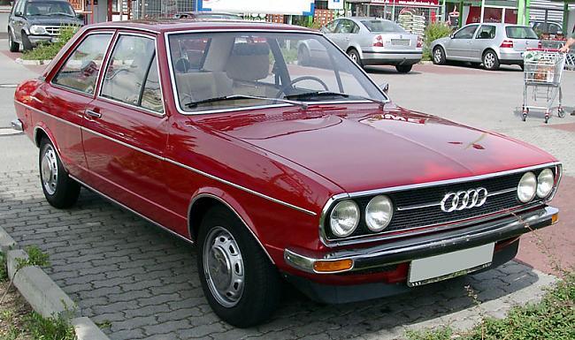Audi 80 Autors: Skoolnieks Automašīnas Eiropā 70 gados