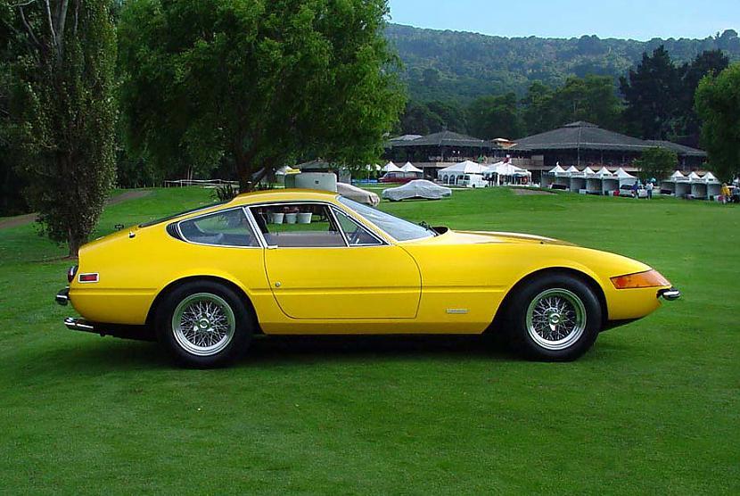 Ferrari 365GT Autors: Skoolnieks Automašīnas Eiropā 70 gados