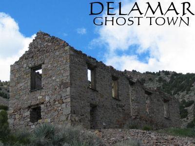 Delamara ir pamesta spoku... Autors: Strendžers Spoku pilsēta - Delamara