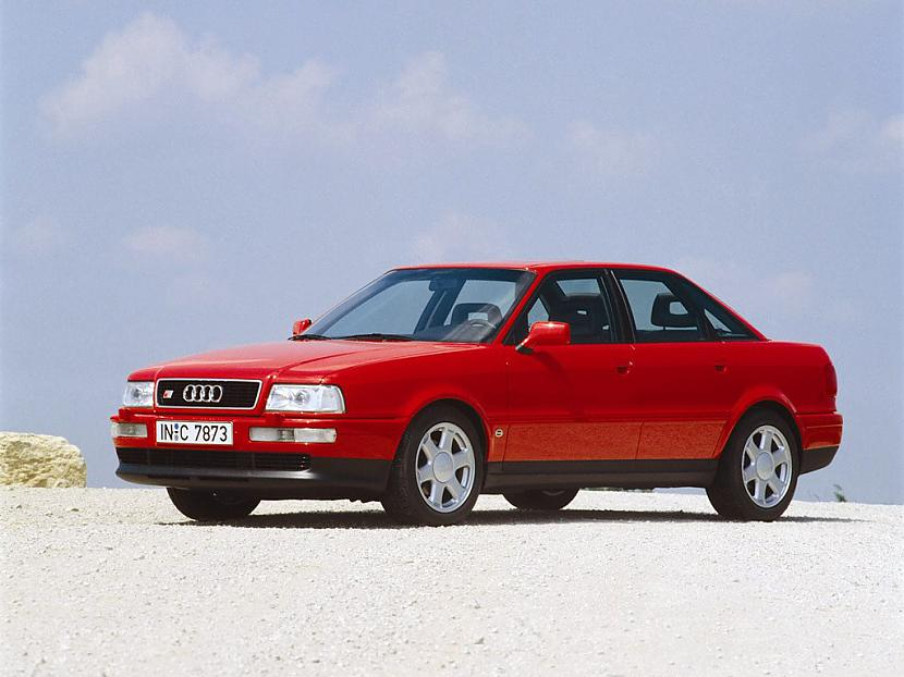 S2 Sedan Autors: vecaiskems Audi S2