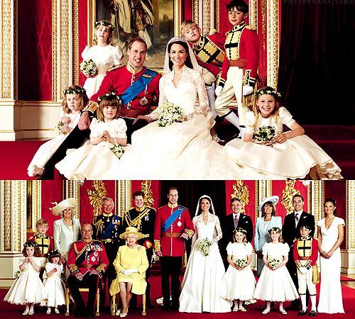 Pārim tā vietā lai dāvinātu... Autors: dakīijz Karaliskās kāzas. Vai tu to zināji?