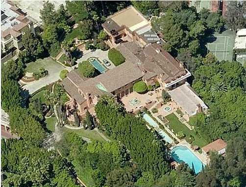 5 Hearst Mansion Losandželosa... Autors: Strendžers 2010.gada dārgākās top10 mājas