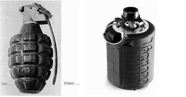 Granātas Autors: pofig Armija - Tad un tagad.