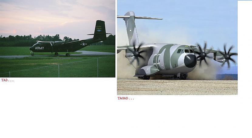 Lidmašīnas Autors: pofig Armija - Tad un tagad.