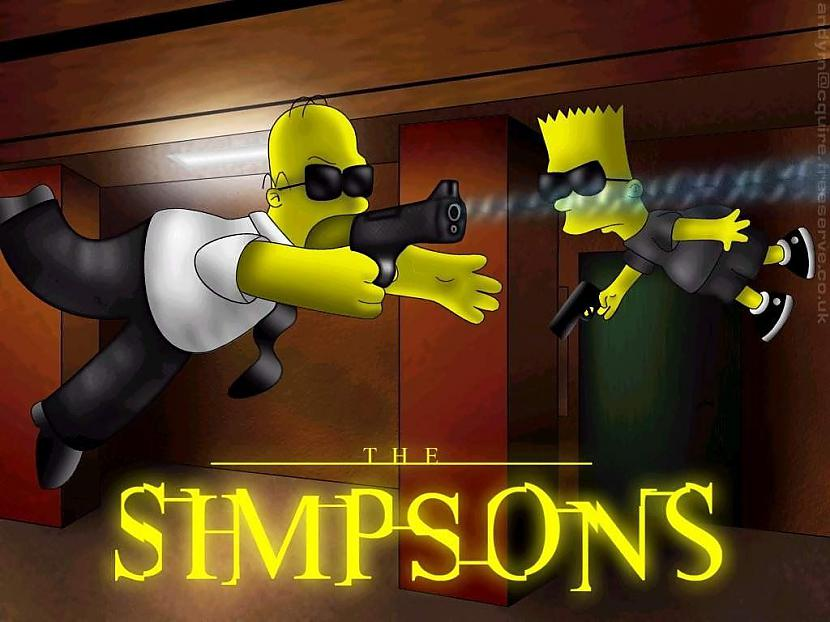 Homērs ir uzlikts quotSimpsonu... Autors: abols1 Homer Simpson.
