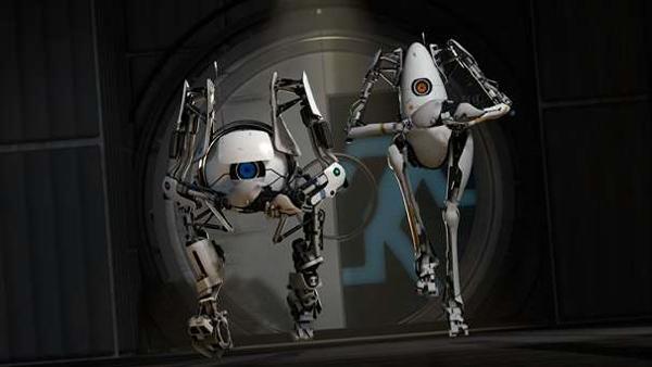 Portal 2 mehānisms pamatā ir... Autors: kakaduuu123 par portal 2