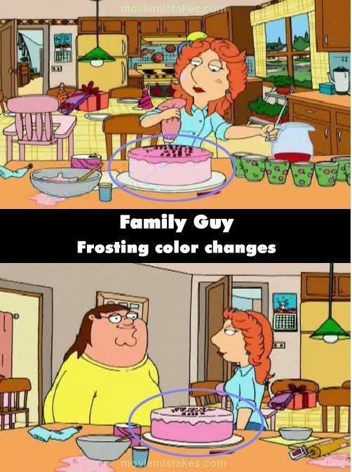 Autors: BalinaX Family Guy kļūdas