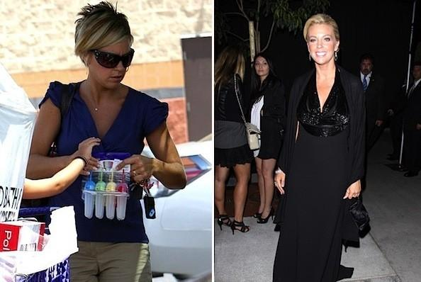 Kate Gosselin Autors: bee62 Reality TV Stars Then and Now