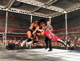 Triple H vs Shawn Michaels Bad... Autors: GreatLauris Labākie Hell in a cell mači