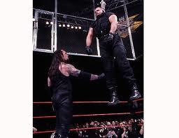 The Undertaker vs The Big... Autors: GreatLauris Labākie Hell in a cell mači