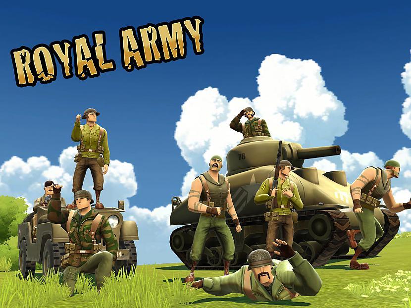 Karaliskie Autors: planeta Battlefield Heroes