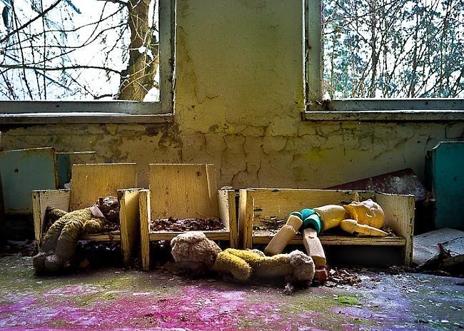 Šī bilde ir uzņemta 25 gadus... Autors: Ekskluzīvais Gadi pēc Lielās katastrofas ...
