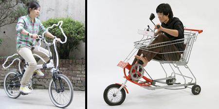 Autors: LVmonstrs Unikāli un kreatīvi velosipēdi