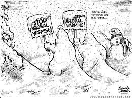 Cilvēka darbības sekas... Autors: pofig Pierādījums globālajai sasilšanai