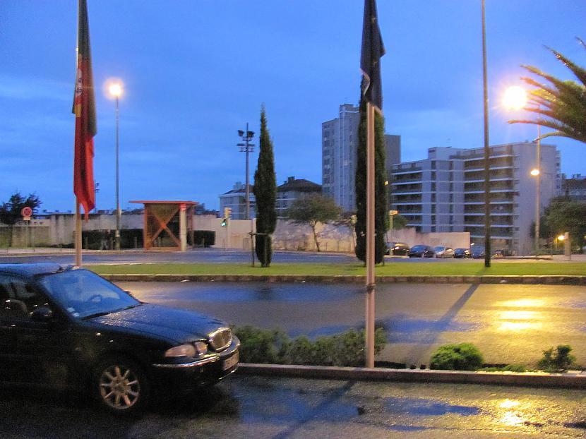 Šāda bija ainava no viesnīcas... Autors: Skoolnieks Mans ceļojums uz Portugāli