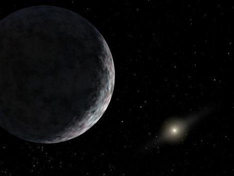 Autors: artis12342 Vientuļo planētu varētu būt vairāk nekā zvaigžņu