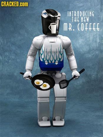 jauns robots Autors: niko4451 ''mazliet'' uztūnēti ikdienas prie