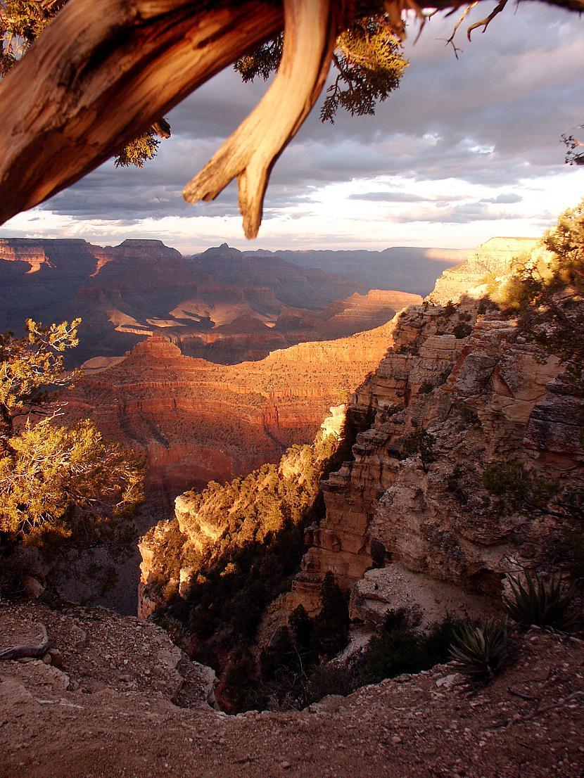 Lielais Kanjons ASV Autors: Richards9 Pasaules skaistākās vietas