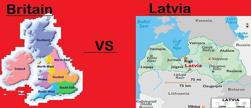 PlatībaBūt otrai daļai vai... Autors: Fosilija Anglija pret Latviju