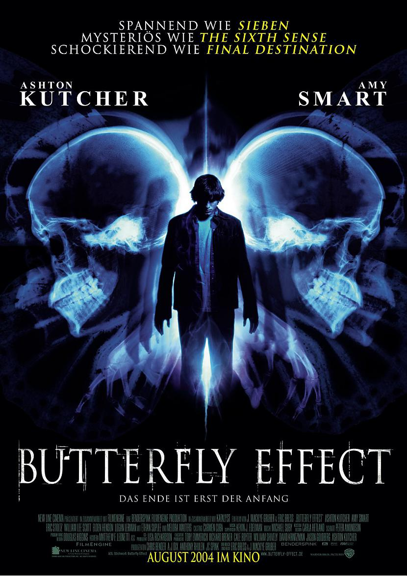 The Butterfly Effect ... Autors: spanky Filmas, kuras jānoskatās!