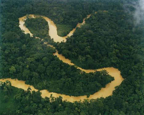 Amazone Autors: Fosilija 5 garākās pasaules upes