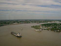 Misisipi Autors: Fosilija 5 garākās pasaules upes