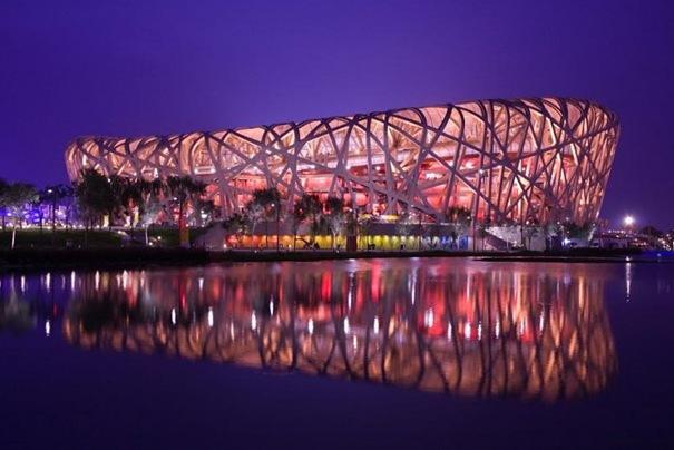 Pekinas Nacionālais stadions ... Autors: battery Interesantākās ēkas pasaulē.