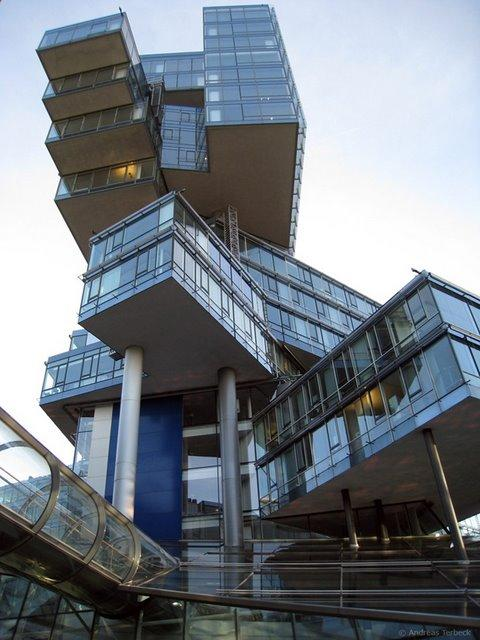Nord LB ēka  Atrodas Hanoverā... Autors: battery Interesantākās ēkas pasaulē.