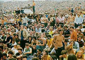 Visā festivāla teritorijā... Autors: Fosilija Woodstock '69