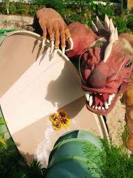 DRAGON nav jēga stāstīt tur... Autors: Iesper bugelim Siam park