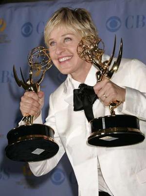 Elena ir ieguvusi 12 Emmy... Autors: učipuči Ellen DeGeneres