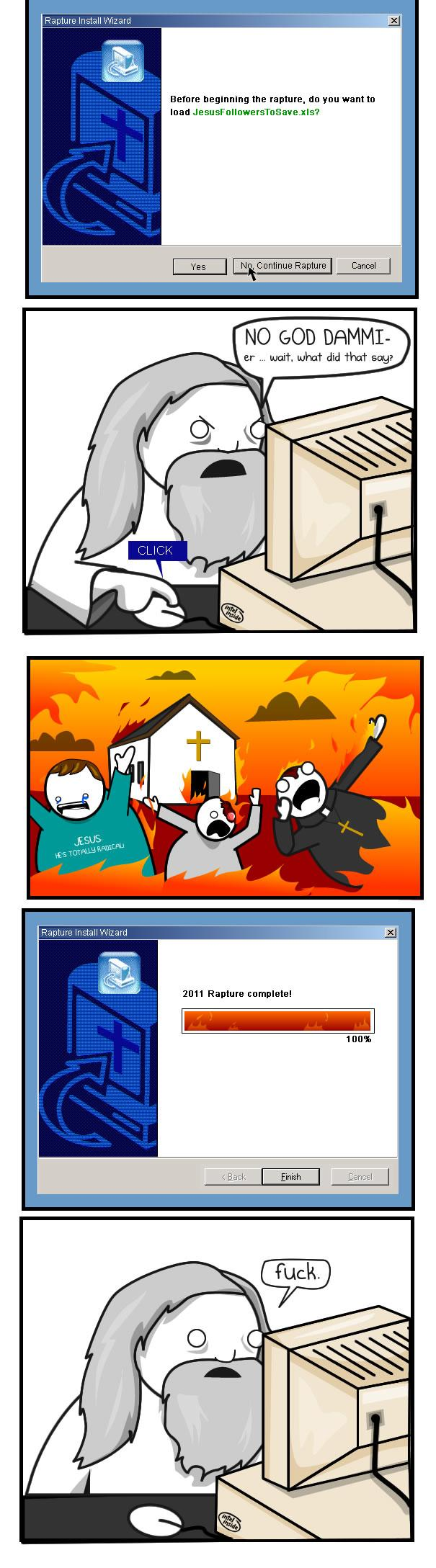 Autors: Mikosh Windows > Jesus!