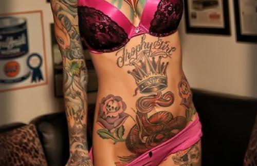 Autors: Fosilija tattoos, and more... (2)