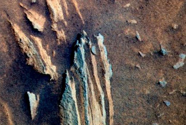 Autors: Fosilija NASA atrod monetu uz marsa