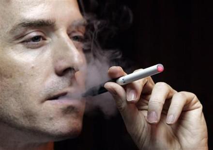 Autors: selectstart E-cigarete ir kaitīga